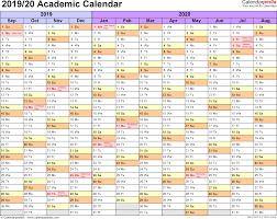 Academic Calendar 2020 17 Template Calendario De Liga 2020 18