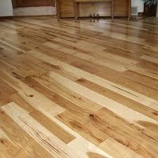 Prefinished Hickory Flooring - Engineered