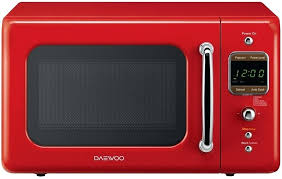 red countertop microwaves microwave pure red fast