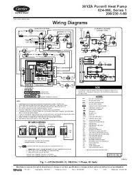 30gt k,hl ckage carrier Thermostat Wiring Diagram at Carrier 30gb Chiller Wiring Diagram