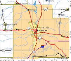 rochester, minnesota (mn) profile population, maps, real estate Downtown Rochester Mn Map rochester, mn map downtown rochester mn apartments