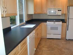 Small Picture Select the Right Kitchen Countertop Materials Kitchen black pros