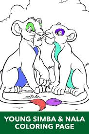 Download pets and wild animals coloring sheets. The Lion King Coloring Pages Disney Lol