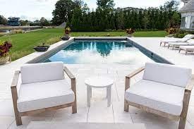 exterior pool or patio decks