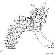 Small Picture Chinese Kites Coloring Pages Coloring Carp Kite Coloring Page In