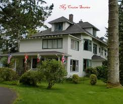 B&B in Forks better known as Cullens' house