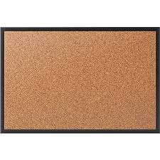 3x4 bulletin board. Exellent 3x4 Quartet Cork Bulletin Board Black Frame  For 3x4 Board