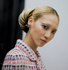 Chanel Hair Style behind the scenes at the paris couture 2016 shows vogue 2543 by stevesalt.us