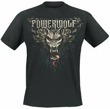 Crazy Shirts Models Us 13 02 13 Off Powerwolf Dracul Wolf T Shirt Black Design Style New Fashion Short Sleeve Round Neck Crazy Top Tee Basic Models T Shirt In T Shirts