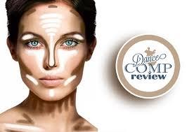 highlight contour makeup tutorial