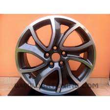 Alloy wheel <b>WSP YONNE</b> Antracite Polish 18 - DBRTUNING