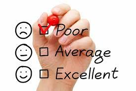 Poor Customer Service Evaluation Form Futurum