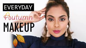 everyday fall makeup tutorial how to get free makeup like yours