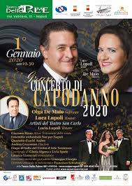 Gran Concerto di Capodanno 2020 - Associazione Noi per Napoli
