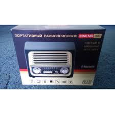 Отзывы о Поративный <b>радиоприемник MAX MR-370</b>