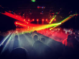Laser Light Show Colorado Springs Whitechapel Blacksheep Coloradosprings Colorado Concert
