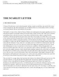 symbolism in the scarlet letter symbolism in the scarlet letter  symbolism