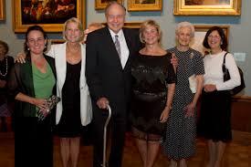 Maura O'Shea, Lynn Marsden-Atlass, Jack Warner, Susan Austin Warner |  Arthur Ross Gallery Blog