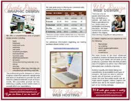 Tri Fold Brochures Examples Rome Fontanacountryinn Com
