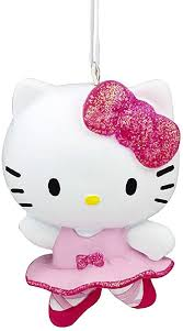 Collection of hello kitty ballerina coloring pages (34) hello kitty music coloring pages ballerina coloring pages for kids Amazon Com Hallmark Hello Kitty Ballerina Holiday Tree Ornament Home Kitchen