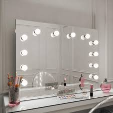 Scarlett Large Hollywood Mirror
