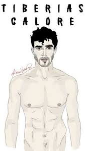 cal tiberias calore gl sword red queen mare barrow this is basically what he looks like in my head