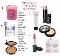 make up items names posted makeup kit list