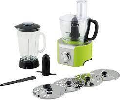 H.Koenig MX18 Multifunctional Food Processor, 800 Watt, Green: Amazon.de:  Küche & Haushalt