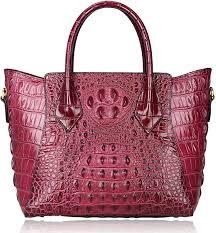 Best Designer Handbags Under 1500 Amazon Com Pijushi Embossed Crocodile Purse Genuine Leather