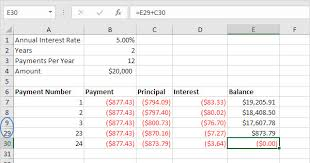 loan formulas amortization formulas excel loan schedule useful and tiamomode info