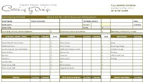 Party Planner Spreadsheet Free Printable Wedding Planner Templates Workbook Spreadsheet