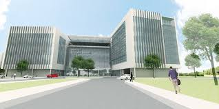palm beach gardens office. Rendering Of The United Technologies Building In Palm Beach Gardens Office C