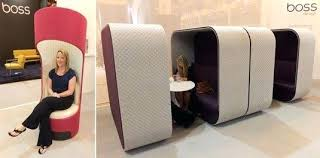 office pod furniture. Office Nap Pod Boss Design Group And Cocoon Furniture Google Employee Pods