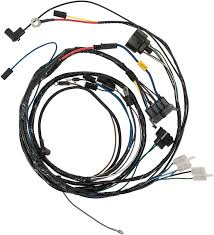 mopar parts electrical and wiring wiring and connectors 1974 mopar a body w bb engine electronic ignition engine wiring harness stock ecu