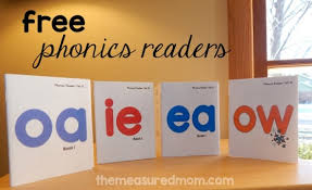 Students look at the pictures and circle the correct word. Phonics Books For Ea Oa Ow And Ie Words The Measured Mom