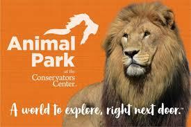 Visit the <b>Animal Park</b> at Conservators Center in Burlington, NC!