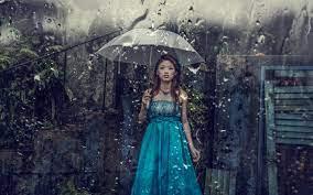 Rain Girls Wallpaper, Rain Wallpapers ...