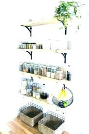 kitchen storage open shelves homely idea open shelving units for kitchen architecture