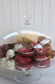 Cookie Display Stand How to Host a Holiday Cookie Party and Red Velvet Oreos Miss 56