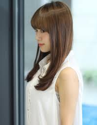 好感度な小顔ロングストレートso 182 ヘアカタログ髪型ヘア