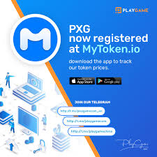 Playgame Is Now Registered At Mytoken Io Playgame_pxg Medium