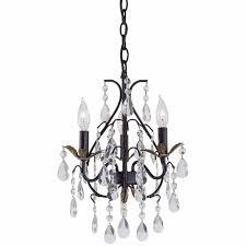 minka lavery castlewood walnut three light mini chandelier on pertaining to attractive minka lavery mini