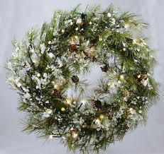 wreaths for front doors10 Best Christmas Wreaths For the Front Door in 2017  Artificial