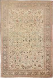 antique tabriz persian rug 44645 detail large view by nazmiyal