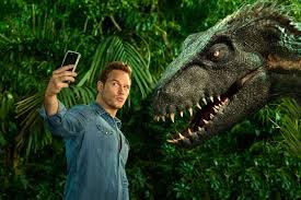 Chris Pratt In Jurassic World Fallen ...