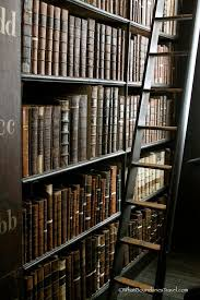 best campuses images college library libraries  trinity college library
