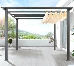 pergola retractable canopy pergolas pergola retractable canopy kit