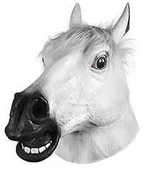 white horse head. Fine Horse To White Horse Head U