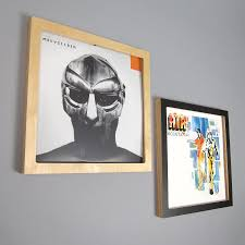 ... Vinyl Record Frame - Line Phono: Premium Vinyl Record Frame Display ...