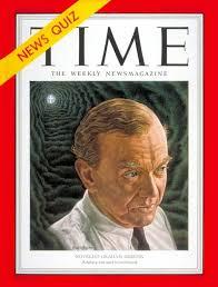 TIME Magazine Cover: Graham Greene - Oct. 29, 1951 - Writers - Books